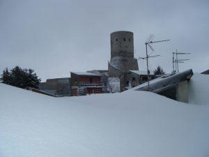 foto nevicata